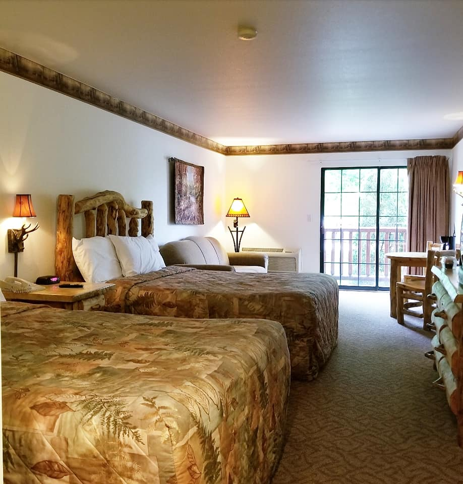 Grizzly Jack's Grand Resort Family Suite